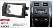 CARAV 09-002 2Din Kit de instalación de radio FIAT Sedici 05+, SUZUKI SX4 07-13