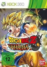 Dragonball Z: Ultimate Tenkaichi XBOX 360 Spiel