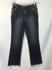 Motto Your Style Mantra Womens Size 6 Jeans Denim Blue