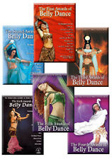 Awards of Belly Dance DVD Set - Belly Dancing Videos