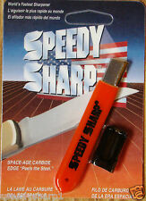 "Speedy Sharp Carbide Knife Sharpener ""The Original""  - ORANGE"