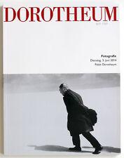 Brandnew DOROTHEUM 2014 photography auction catalogue