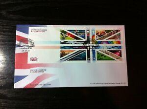 NEW21 - 2021 - GB FDC's ~  UK A CELEBRATION  ~ P/M CELEBRATING THE NHS