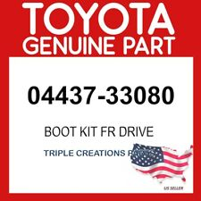 TOYOTA GENUINE 0443733080 BOOT KIT, FR DRIVE 04437-33080