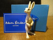 Harmony Kingdom Artist Adam Binder Lookout Series Mr. Hare Figurine