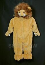 Authentic Kids Plush Infant Baby Lion Halloween Costume 9mo.