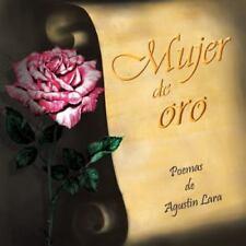 Mujer de Oro by Agustin Lara Martinez (2013, Paperback)