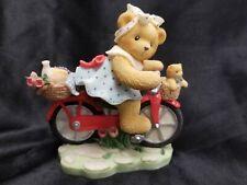 Cherished Teddies LOTJE Sunday Morning Ride #601608 Limited Edition 1999 Enesco