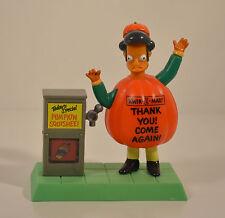 "2001 Pumpkin Apu 4.25"" Burger King Spooky Light-Ups Halloween Action Figure #3"