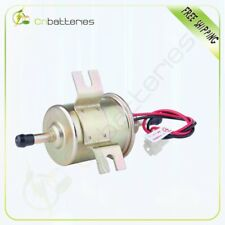 Low Pressure Electric Fuel Pump 12V Gas Diesel Inline HEP-02A BHEP-02A