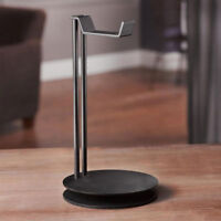 ITS- Aluminum Desk Top Headset Holder Stand Bracket Headphone Display Rack New