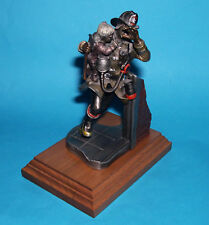 Michal F. Roche Chilmark USA Fine Pewter - Courage Under Fire 'COURAGE' Figurine