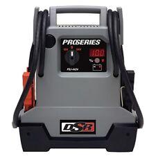 Schumacher Electric PSJ-4424 DSR Battery Jump Starter, 4400 Amps, Charger 12/24V