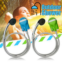 Portable Powered Handheld Battery-Powered Outdoor Camping Shower