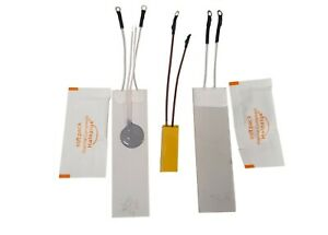Ghd Heater Element Repair Kit With Thermistor & Thermal Fuse Fits Wide SS5 / SS4