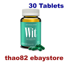 30 capsules WIT Protect Eyes - 100% Natural Extract - Made by StPaul Brands USA