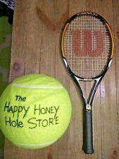 Wilson Blade Comp Titanium Mid Plus Tennis Racquet Racket 4 1/4