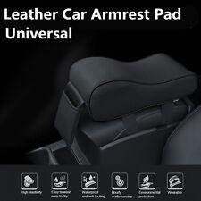 Car Armrest Arm Rest Centre Console Front Phone Storage Box Brand New Leather