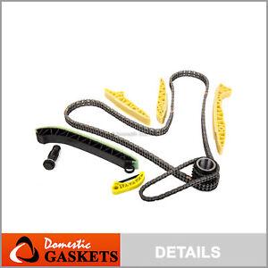 Timing Chain Kit Fits 05-15 Mercedes-Benz CLK350 E350 S400 GLK350 M272 3.0L 3.5L