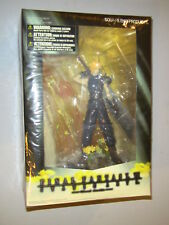 Square Enix Final Fantasy VII Static Arts Cloud Strife PVC Figure NEW MIMB