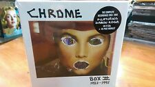 CHROME BOX 2 1983-1995 Damon Edge 11 Cd's + 48 page Booklet eyes of Zombie King
