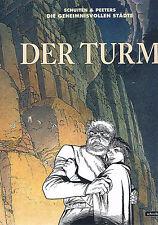 Schuiten & Peters: la misteriosa città-La Torre