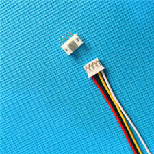 20 SETS Micro JST 2.0 4-Pin Connector plug with Wires Cables for RC Lipo Battery