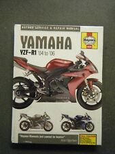 Hayes Workshop Manual Yamaha YZF-R1 04-06