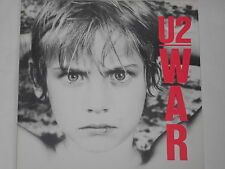 U2 -War- LP