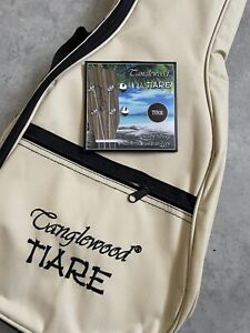 Fitted Padded Gig Bag for Tenor size Ukulele w/ set of strings + Free shipping
