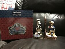 "Jim Shore Disney 75th Anniversary Donald Duck ""Handsome As Ever"" Enesco"