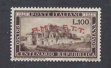 TRIESTE A 1949 Republica Romana MNH** (012)