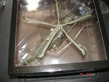 Skyfall model helicopter James Bond 007  Agusta westland  1/100