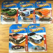 2012 Hot Wheels Thrill Racers - Race Course x 5