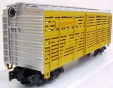 MTH 20-94502 Steel Sided UP Stockcar 47456D MINT IN BOX
