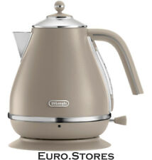 DELONGHI KBOE 2001.BG Icona Elements Kettle Beige (2000 Watt)