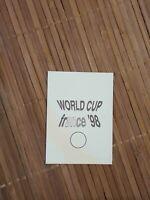 PICK ANY STICKER #1-264# World Cup 1998 France 98 Monde Diamond