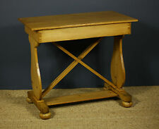 Pine Original Victorian Antique Tables