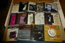 Fritz Reiner large cd collection lot of 15 + extras Chicago Symphony Orchestra +
