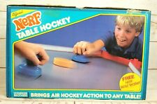 Vintage 1987 Parker Brothers Official NERF Table Hockey Game Complete w/Box
