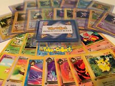 Poke-Collect Premium Vintage 10 Card Re-Pack 1st Edition & Holo Rare INCLUDED!