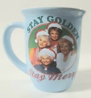 The Golden Girls Coffee Mug 16 oz Stay Golden Stay Merry Great Gift Brand New!!