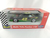 New 1991 Revell 1:24 Diecast NASCAR Kyle Petty Mello Yello Pontiac Grand Prix