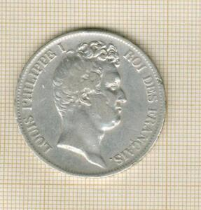 5 F Louis Philippe Head Naked 1831 I Limoges Tr IN Hollow Side / Coast Very Good