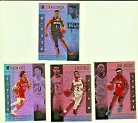 2019-20 Panini Illusions Rookie Zion Williamson New Orleans Pelicans 30 Card Lot