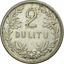 FIRST REPUBLIC OF LITHUANIA SILVER COIN 2 LITAS 1925, 2 LITU