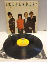 The Pretenders - Self Titled - Original 1980 Sire Vinyl LP Record Album