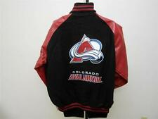 New Colorado Avalanche Mens sizes M-L-XL Bomber Style Jacket by G-III