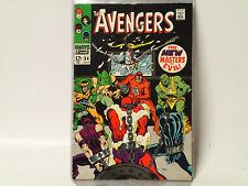 AVENGERS #54 Marvel Comics 1968 Beautiful Copy ! Black Panther! FL