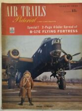 Air Trails #62/2 August 1942, C/L P-47 Thunderbolt & Lanzo Record Holder